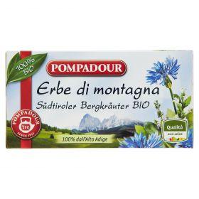 INFUSO ERBE DI MONTAGNA BIO POMPADOUR FL20