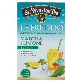 TE FREDDO SIR WINSTON MATCHA E LIMONE FF18