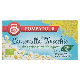 CAMOMILLA SETAC.FINOCCHIO BIO POMPADOUR 18 F.F.
