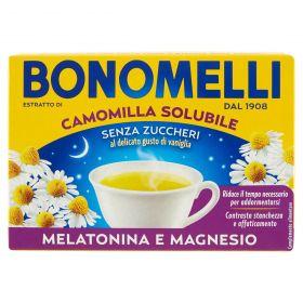 CAMOMILLA SOLUB.BONOMELLI MELATON.MAGN. 16BS