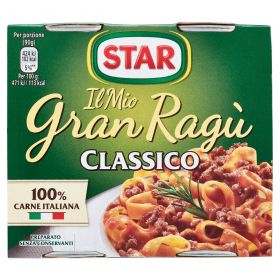 RAGU CARNE STAR GR180X2 LATTA
