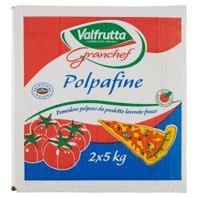 ROSSO-PIZZA POLPA FINE KG10 VALFRUTTA