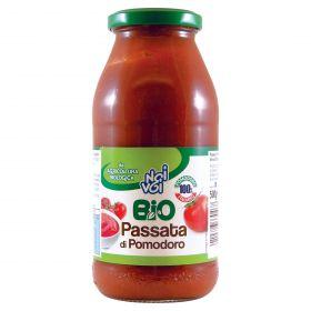 NOI&VOI PASSATA BIO BOTT. GR.500