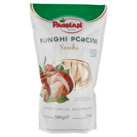 FUNGHI PORCINI SECCHI PAGNAN GR.500 COMMERCIALI