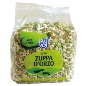 NOI&VOI ZUPPA D'ORZO SECCO GR400