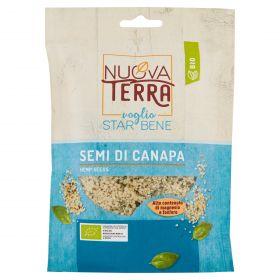 SEMI DI CANAPA BIO GR150  NUOVA TERRA