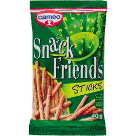 SNACK STICKS SAL.CAMEO GR.40