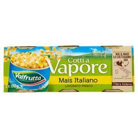 MAIS VALFRUTTA A VAPORE  MONODOSE GR160X3