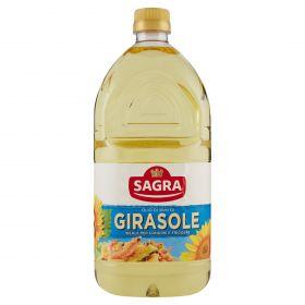 OLIO S.GIRASOLE PET LT.2 SAGRA