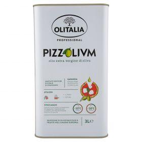 OLIO EX.VERG.OLIVA PIZZOLIUM LT.3 OLITALIA