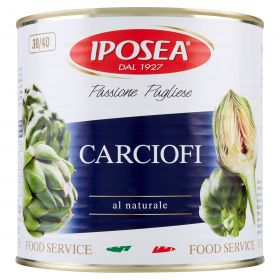 CUORI CARCIOFO NAT. KG2,65 30/40