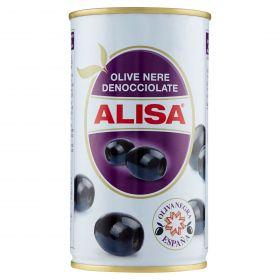 OLIVE NERE ALISA 32/38 GR.340 DENOCC.