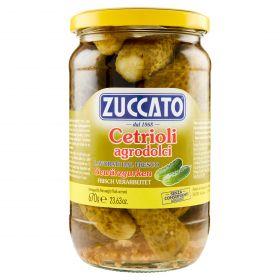 CETRIOLI ZUCC.AGRODOLCI  ML720
