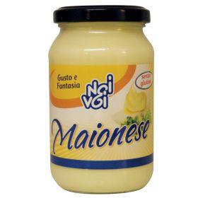 NOI&VOI MAIONESE VASO GR.240