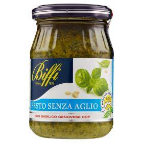 PESTO GENOVESE S/AGLIO BIFFI GR190