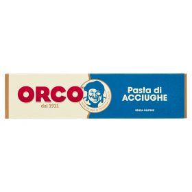 PASTA ACCIUGHE ORCO TUBO GR 60