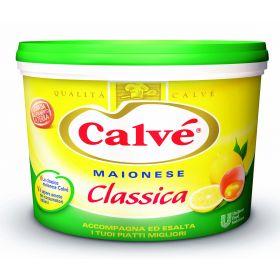 MAIONESE CALVE' CLASSICA KG.5 VERDE
