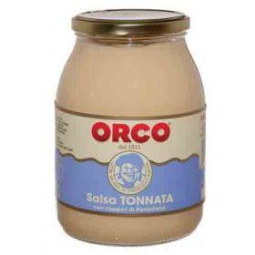 SALSA TONNATA ORCO VASO ML1000