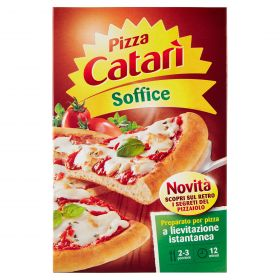 PIZZA CATARI' SOFFICE GR.440