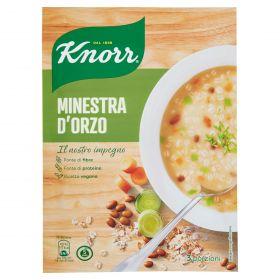 KNORR MINESTRA D'ORZO B.TA GR.105