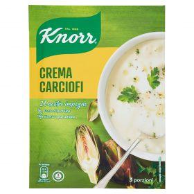 KNORR CREMA CON CARCIOFI BS. GR.88