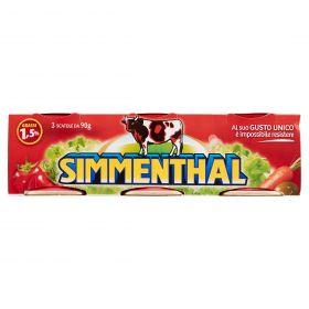 CARNE SIMMENTHAL GR.90X3 1/7