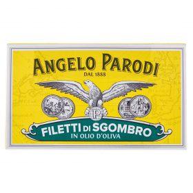 PARODI FILETTI SGOMBRI GR.125