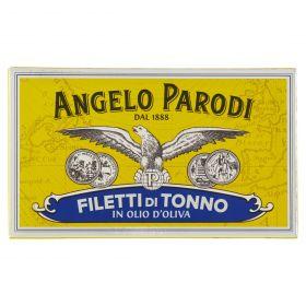 PARODI FILETTI TONNO GR.125
