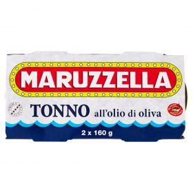 TONNO MARUZZELLA GR.160X2 O.O.