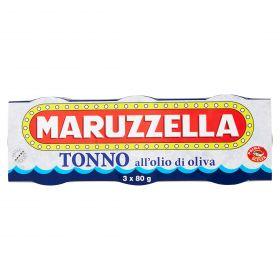 TONNO MARUZZELLA GR.80X3 O.O.