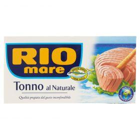 TONNO RIO MARE NATUR.GR.160X2