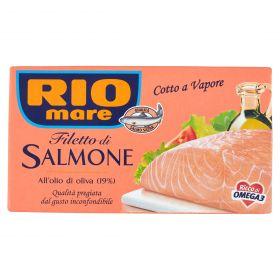 FIL.SALMONE RIO MARE O/O GR150