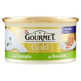 FRISKIES GOURM.GOLD GR.85PATE' CONIGLIO