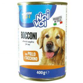 NOI&VOI BOCCONI CANE POL/TACC.GR400
