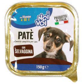 NOI&VOI PATE'CANE SELVAGGINA GR150