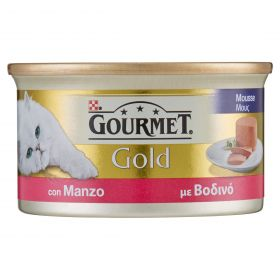 FRISKIES GOURM.GOLD GR.85 MOUSSE MANZ.PR