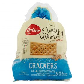 CRACKERS DELSER NON SAL.GR750