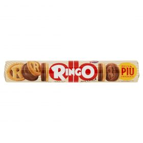 BISC.RINGO PAVESI TUBO NOCCIOLA E CHOCO GR155