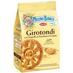 BISCOTTI MULINO BIANCO GIROTONDI GR.350