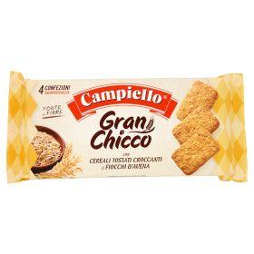 BISC.CAMPIELLO GRAN CHICCO CEREALI GR410