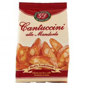 CANTUCCINI ALLE MANDORLE GR.150 GD