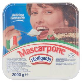 MASCARPONE STERILGARDA KG.2