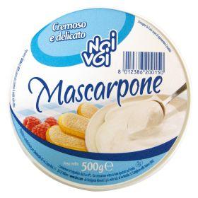 NOI&VOI MASCARPONE GR.500