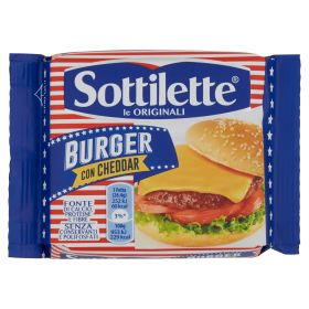 SOTTILETTE KRAFT BURGHER 7 FETTE GR185