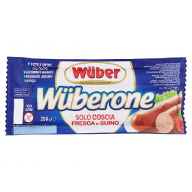 WURSTEL WUBERONE 3PZ GR.250