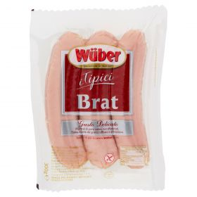 WURSTEL WUBER BRAT GR 300