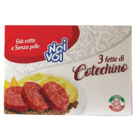 NOI&VOI FETTE DI COTECHINO X3 GR150