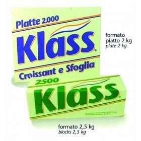 MARGARINA KLASS CREMA BLOCCO KG2,5