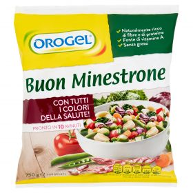 BUON MINESTRONE OROGEL GR750