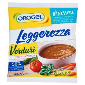 VERDURI'LEGGEREZZA OROGEL GR.600